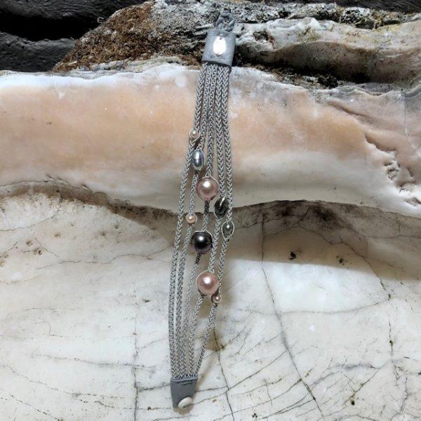 Perlarmband