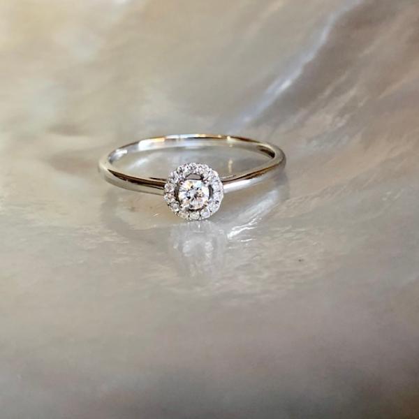 Verlobungsring, Antragsring, Engagement