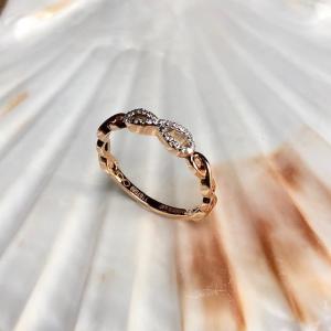 Endlos Infinity Ring RG