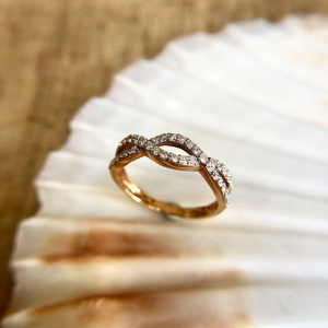 Haarhaus Brillant Ring