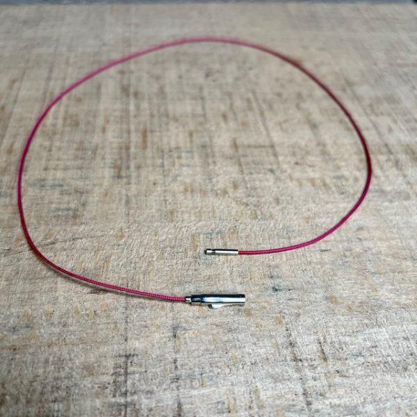 Schmuckwerk-Textilband-pink