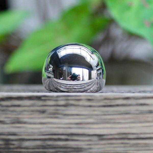 Quinn-ring-dick-poliert-0220056 Ringweite 56 im Verlauf
