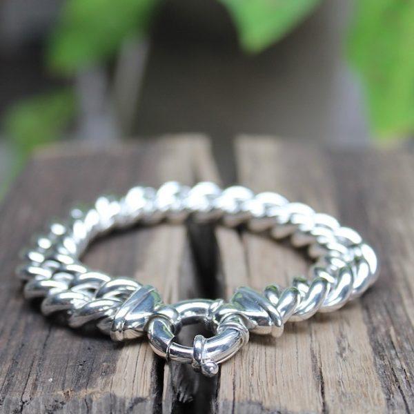 Quinn-Rundpanzer-Armband-Silber-0282851-vorn
